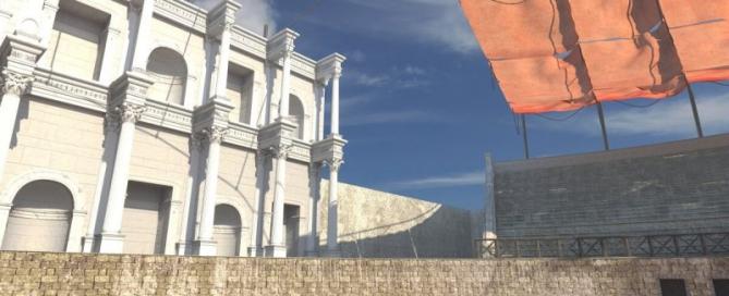 Lithodomos-VR Arene de Lutece